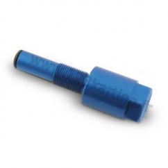 Bloque piston bleu avec tampon