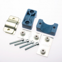 Kit fixation support batterie rotax max