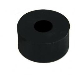 Rondelle plastique 10x27mm  H13mm