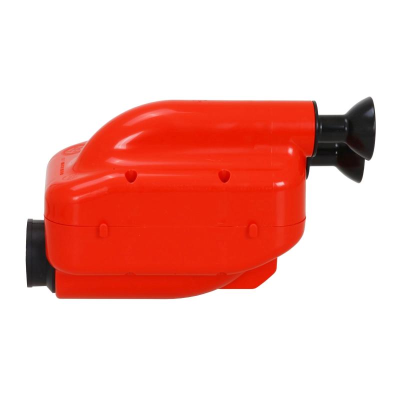 Boite à air Nox 2 rouge Diam. 30