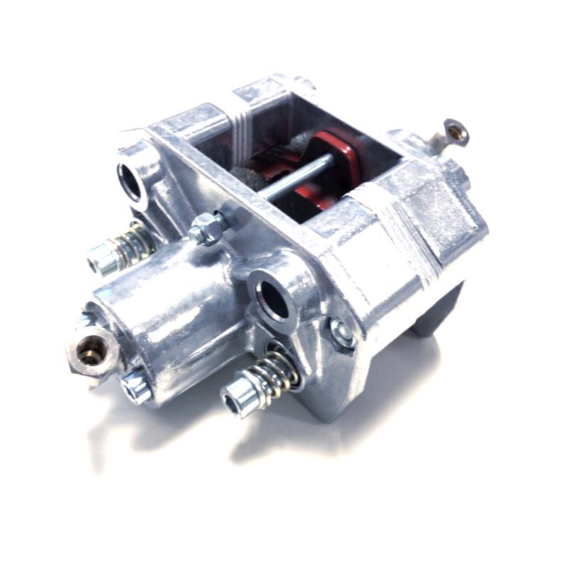 Etrier de frein arrière hydraulique 2 pistons alu