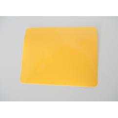 Plaque adhesive pour pontons