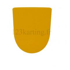 Plaque adhésive jaune pour naseau panel