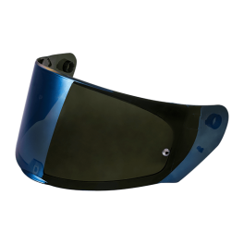 Visière casque LS2 iridium bleu FF353