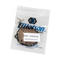 Pochette réparation Tillotson RK 102 HL