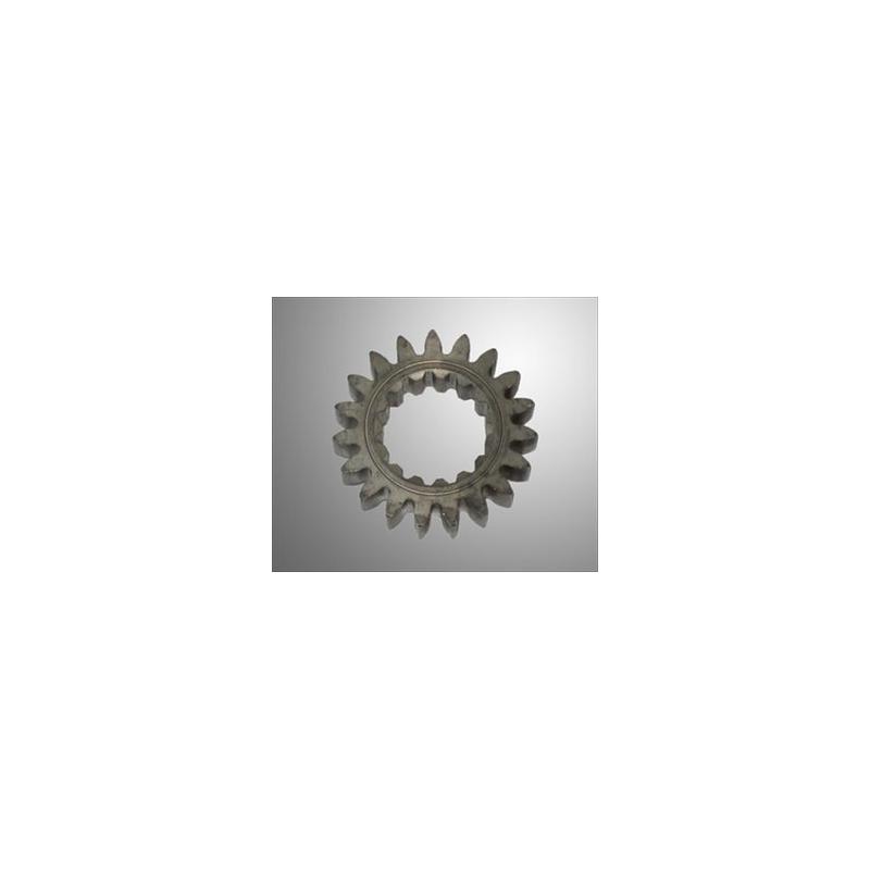 5b - Pignon d'entrainement 19 dents acier rotax max